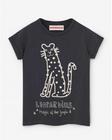 T-shirt Leopardo Magico...