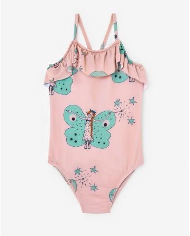Costume Bambina Farfalla...