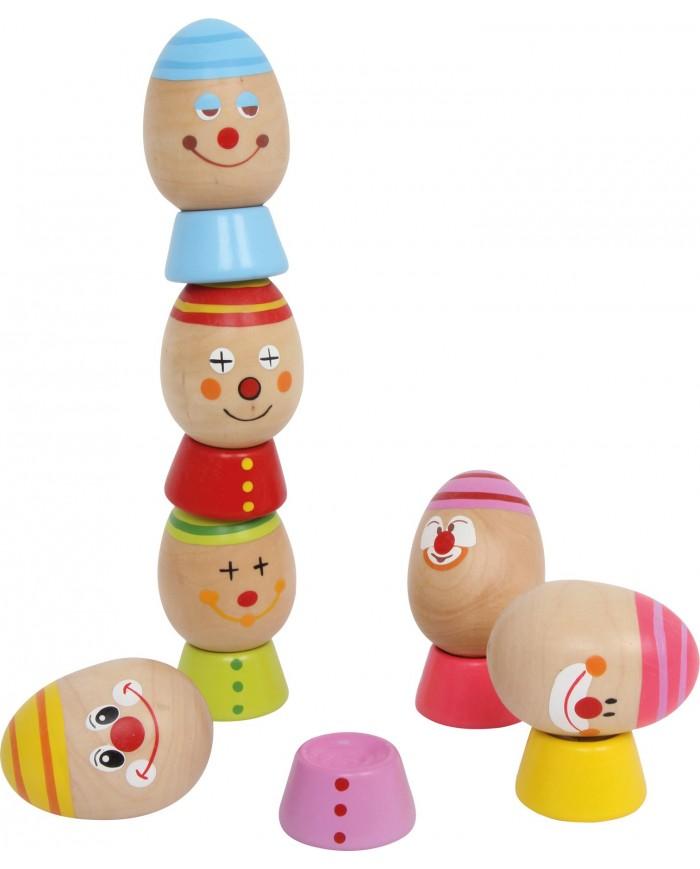 Giocattoli In Legno Torre Di Uova - Small Foot Toys