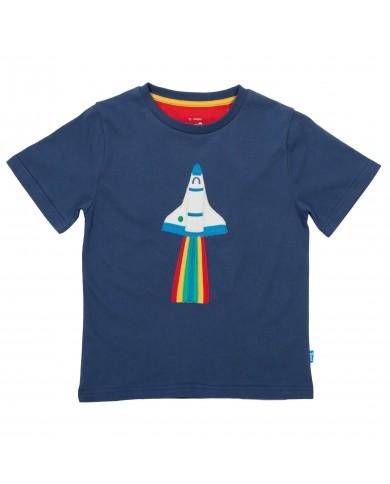 T-shirt maniche corte razzo...