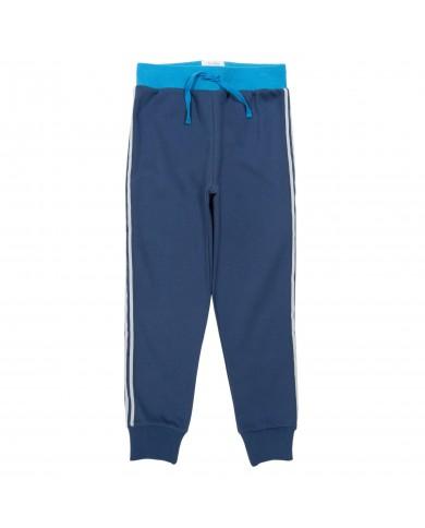 Pantaloni joggers blu navy...