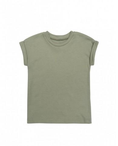 T-shirt in cotone organico...
