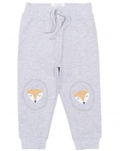 Pantaloni in felpa grigi...