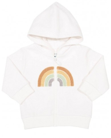 Felpa rainbow cotone...
