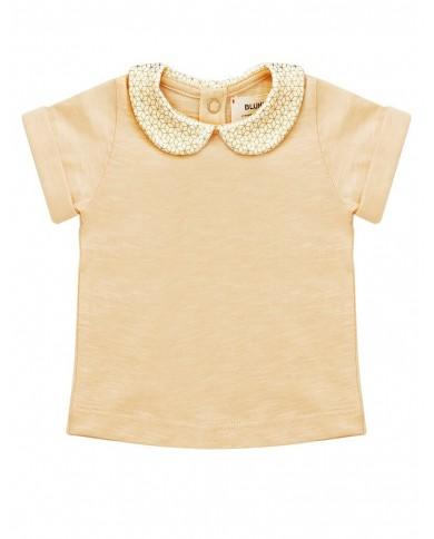 T-shirt Bambina con colletto