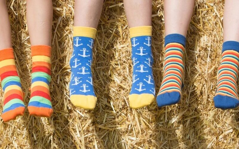 calze per bambini