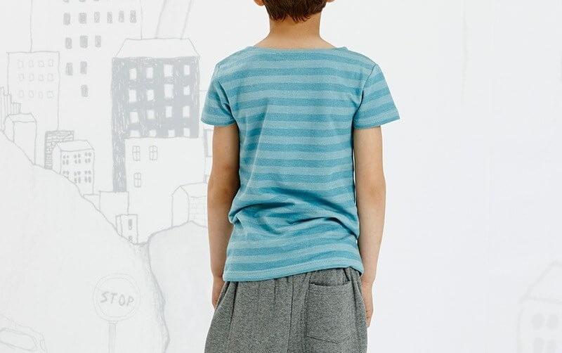 t-shirt per bambino
